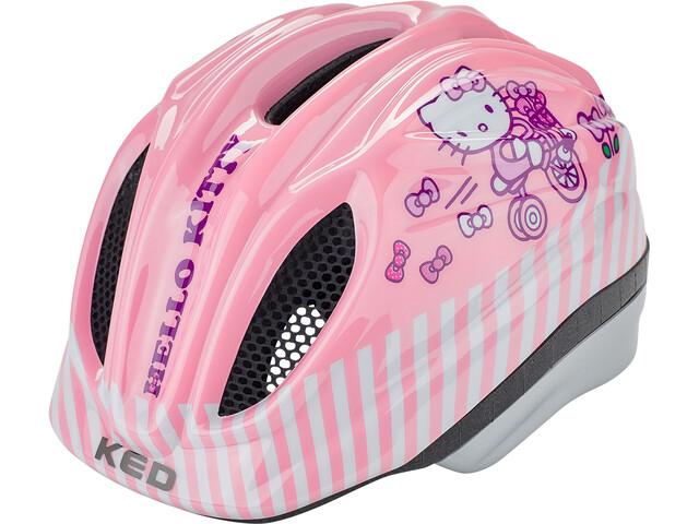 KED Meggy II Originals Fietshelm Kinderen, roze